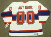 "MONTREAL CANADIENS 1940's CCM Vintage Jersey Customized ""Any Name & Number(s)"""