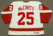 DARREN McCARTY Detroit Red Wings 2002 Home CCM Throwback Hockey Jersey - BACK