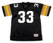 """JOHN """"FRENCHY"""" FUQUA Pittsburgh Steelers 1975 Throwback Home NFL Football Jersey - FRONT"""