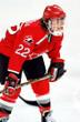 HALEY WICKENHEISER 1998 Team Canada Nike Olympic Throwback Hockey Jersey - ACTION