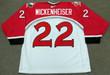 HALEY WICKENHEISER 1998 Team Canada Nike Olympic Throwback Hockey Jersey - BACK