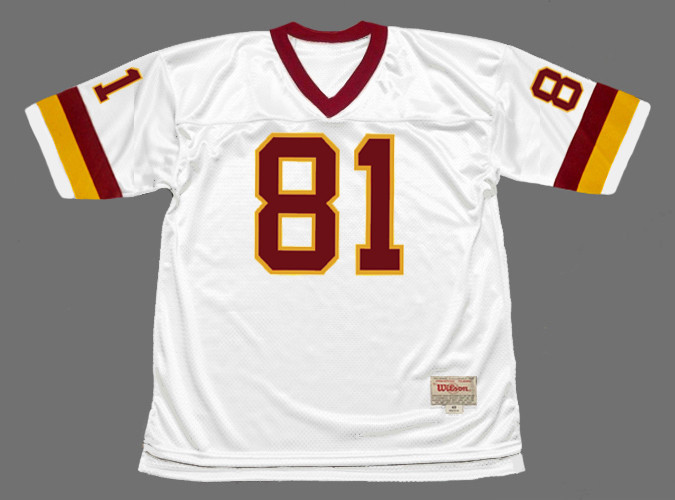 ART MONK Washington Redskins 1982 Throwback NFL Football Jersey