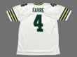 BRETT FAVRE Green Bay Packers 1994 Throwback NFL Football Jersey - BACK