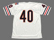 GAYLE SAYERS Chicago Bears 1969 Throwback NFL Football Jersey - BACK