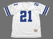 DEION SANDERS Dallas Cowboys 1995 Throwback NFL Football Jersey - FRONT