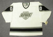 LOS ANGELES KINGS 1980's Home CCM Vintage Customized Jersey - FRONT