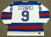 NEAL BROTEN 1980 USA Olympic Hockey Jersey