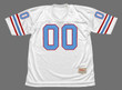 HOUSTON OILERS 1980's Throwback NFL Jersey Customized Jersey - FRONT