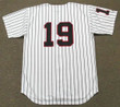 BILLY PIERCE Chicago White Sox 1960's Home Majestic Baseball Throwback Jersey - BACK