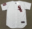 BILLY PIERCE Chicago White Sox 1960's Home Majestic Baseball Throwback Jersey - FRONT