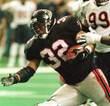 JAMAL ANDERSON Atlanta Falcons 1998 Home Throwback NFL Football Jersey - ACTION