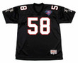 JESSIE TUGGLE Atlanta Falcons 1994 Home Throwback NFL Football Jersey - FRONT