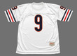 JIM McMAHON Chicago Bears 1983 Throwback NFL Football Jersey - FRONT