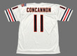 JACK CONCANNON Chicago Bears 1969 Throwback NFL Football Jersey - BACK