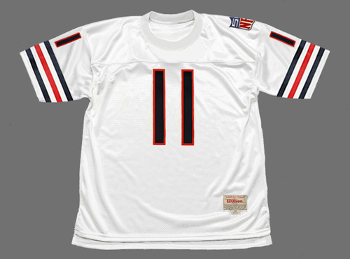 JACK CONCANNON Chicago Bears 1969 Throwback NFL Football Jersey - FRONT