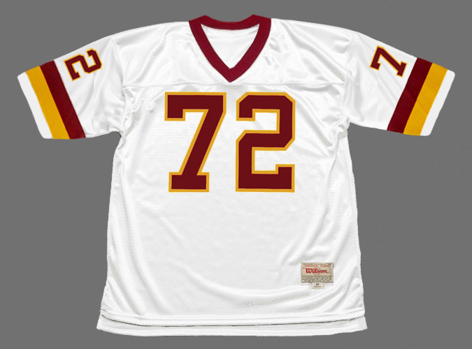 DEXTER MANLEY Washington Redskins 1982 Throwback NFL Football Jersey