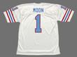 WARREN MOON Houston Oilers 1988 Throwback NFL Football Jersey - BACK