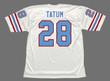 JACK TATUM Houston Oilers 1980 Throwback NFL Football Jersey - BACK