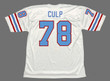 CURLEY CULP Houston Oilers 1977 Throwback NFL Football Jersey - BACK