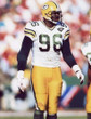SEAN JONES Green Bay Packers 1994 Throwback NFL Football Jersey - ACTION