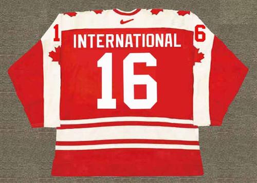 BOBBY HULL Team Canada 1974 Nike Throwback WHA Hockey Jersey - BACK