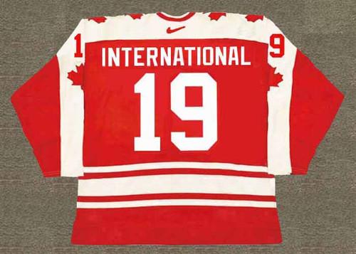 PAUL HENDERSON Team Canada 1974 Nike Throwback WHA Hockey Jersey - BACK