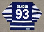 DOUG GILMOUR Toronto Maple Leafs 1996 CCM Vintage Throwback NHL Jersey - BACK