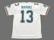 DAN MARINO Miami Dolphins 1989 Throwback NFL Football Jersey - BACK