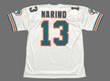 DAN MARINO Miami Dolphins 1994 Throwback NFL Football Jersey - BACK