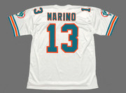 DAN MARINO Miami Dolphins 1994 Throwback NFL Football Jersey - BACK