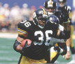JEROME BETTIS Pittsburgh Steelers 1996 Throwback Home NFL Football Jersey - ACTION