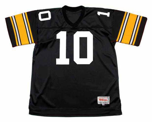KORDELL STEWART Pittsburgh Steelers 1996 Throwback Home NFL Football Jersey - FRONT