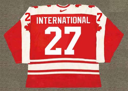 FRANK MAHOVLICH Team Canada 1974 Nike Throwback WHA Hockey Jersey - BACK
