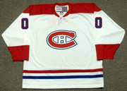 MONTREAL CANADIENS 1960's Away CCM Vintage Customized Hockey Jersey - FRONT