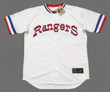 ADRIAN BELTRE Texas Rangers 1970's Home Majestic Throwback Baseball Jersey - FRONT