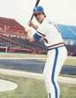 DAVE HOSTETLER Texas Rangers 1984 Home Majestic Throwback Baseball Jersey - ACTION