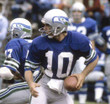 JIM ZORN Seattle Seahawks 1982 Throwback NFL Football Jersey - ACTION