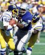 JACOB GREEN Seattle Seahawks 1981 Throwback NFL Football Jersey - BACK