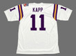JOE KAPP Minnesota Vikings 1969 Throwback NFL Football Jersey - BACK