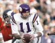 JOE KAPP Minnesota Vikings 1969 Throwback NFL Football Jersey - ACTION