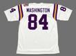 GENE WASHINGTON Minnesota Vikings 1969 Throwback NFL Football Jersey - BACK