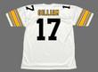 JOE GILLIAM Pittsburgh Steelers 1974 Away NFL Football Throwback Jersey - BACK