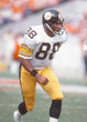 LYNN SWANN Pittsburgh Steelers 1975 Throwback Away NFL Football Jersey - ACTION