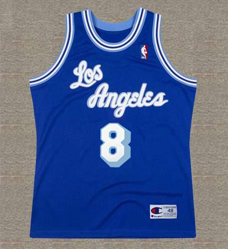 KOBE BRYANT Los Angeles Lakers 2004 Throwback NBA Basketball Jersey - FRONT