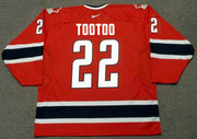JORDIN TOOTOO Team Canada 2003 Nike Throwback Hockey Jersey - BACK