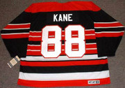 PATRICK KANE Chicago Blackhawks 1940's CCM Throwback Away NHL Hockey Jersey