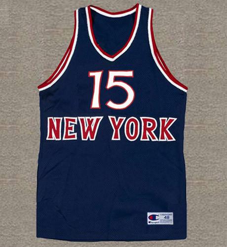 EARL MONROE New York Knicks 1979 Throwback NBA Basketball Jersey - FRONT