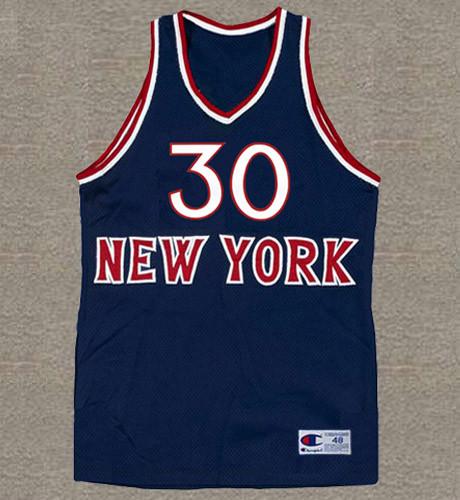 BERNARD KING New York Knicks 1979 Throwback NBA Basketball Jersey - FRONT