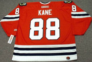 PATRICK KANE Chicago Blackhawks 2009 CCM Throwback Home NHL Hockey Jersey