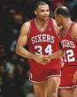 CHARLES BARKLEY Philadelphia 76ers 1988 Throwback NBA Basketball Jersey - ACTION